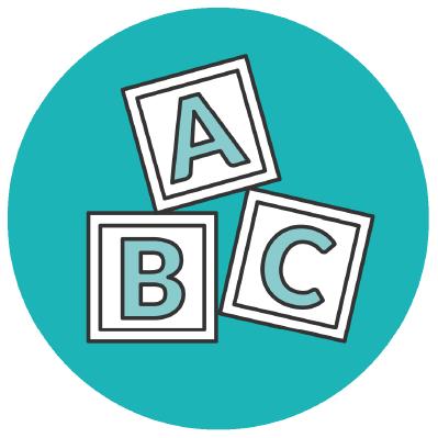 ABC circle