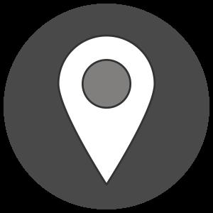 Map Push Pin Icon